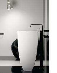 Луксозна керамичка стояща мивка -