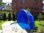 павилион за басейн 2070-3245