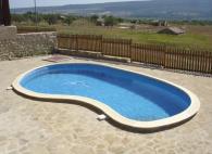 Изграждане на басейни в нестандартна форма