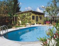 Изграждане на овални басейни за дома