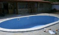 Проектиране на овални басейни по поръчка
