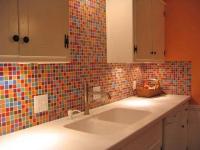 СтъклоКерамични миксове за баня