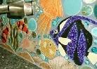 Керамична облицовка риба