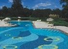 Стъклокерамична облицовка на басейни