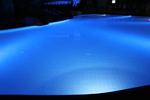 подводно осветление за басейн - изграждане по поръчка