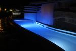 подводно осветление по поръчка за басейни